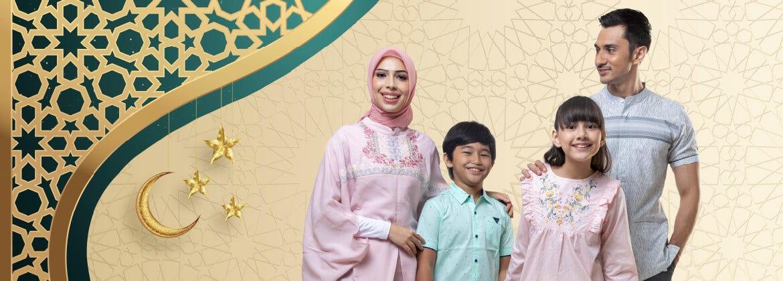 Pancarkan Gaya Ramadhan