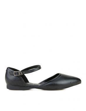 Connexion Ankle Strap Shoes Buckle Ht209